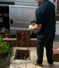 Drain clearance in Orpington and Chelsfield